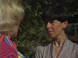 Helen Daniels, Hilary Robinson in Neighbours Episode 1113