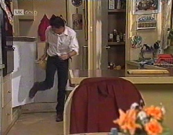 Rick Alessi in Neighbours Episode 2081