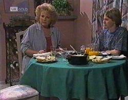 Cheryl Stark, Brett Stark in Neighbours Episode 2081