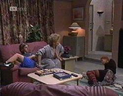 Brett Stark, Cheryl Stark, Danni Stark in Neighbours Episode 2081