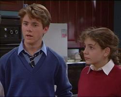 Lance Wilkinson, Hannah Martin in Neighbours Episode 2733