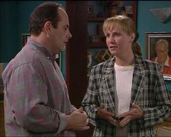 Philip Martin, Ruth Wilkinson in Neighbours Episode 2733