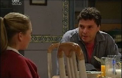 Michelle Scully, Joe Scully in Neighbours Episode 3933