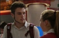 Zac Shaw, Michelle Scully in Neighbours Episode 3933