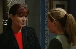Susan Kennedy, Michelle Scully in Neighbours Episode 3933