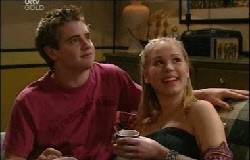 Tad Reeves, Cherry Fox in Neighbours Episode 3933