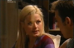 Dee Bliss, Stuart Parker in Neighbours Episode 4102