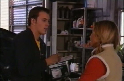 Stuart Parker, Steph Scully in Neighbours Episode 4102