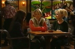 Libby Kennedy, Steph Scully, Dee Bliss in Neighbours Episode 4102