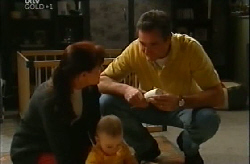 Susan Kennedy, Karl Kennedy, Ben Kirk in Neighbours Episode 4102