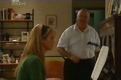 Nina Tucker, Harold Bishop in Neighbours Episode 4103