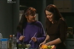 Susan Kennedy, Libby Kennedy in Neighbours Episode 4103