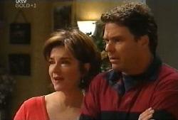 Lyn Scully, Joe Scully in Neighbours Episode 4104