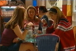 Tahnee Coppin, Michelle Scully, Nina Tucker in Neighbours Episode 4104