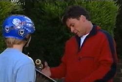 Boyd Hoyland, Joe Scully in Neighbours Episode 4105