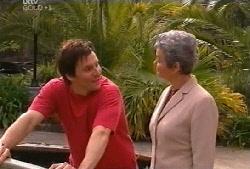 Darcy Tyler, Chloe Lambert in Neighbours Episode 4105