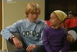 Boyd Hoyland, Summer Hoyland in Neighbours Episode 4105