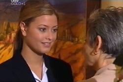 Felicity Scully, Chloe Lambert in Neighbours Episode 4106