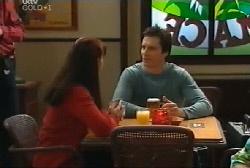 Susan Kennedy, Darcy Tyler in Neighbours Episode 4106
