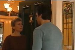 Chloe Lambert, Darcy Tyler in Neighbours Episode 4106