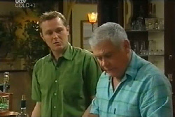 Max Hoyland, Lou Carpenter in Neighbours Episode 4109