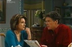 Lyn Scully, Joe Scully in Neighbours Episode 4110