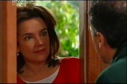 Lyn Scully, Karl Kennedy in Neighbours Episode 4401