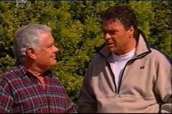 Lou Carpenter, Joe Scully in Neighbours Episode 4401