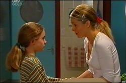 Summer Hoyland, Izzy Hoyland in Neighbours Episode 4401