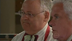 Harold Bishop, Lou Carpenter in Neighbours Episode 4918