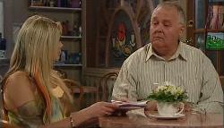 Sky Mangel, Harold Bishop in Neighbours Episode 4918