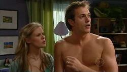 Elle Robinson, Stuart Parker in Neighbours Episode 4918