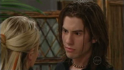 Sky Mangel, Dylan Timmins in Neighbours Episode 4919