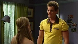 Izzy Hoyland, Ned Parker in Neighbours Episode 4919