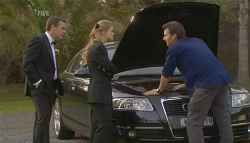 Paul Robinson, Elle Robinson, Lucas Fitzgerald in Neighbours Episode 5761