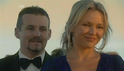 Toadie Rebecchi, Steph Scully in Neighbours Episode 5761
