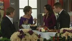 Dan Fitzgerald, Susan Kennedy, Libby Kennedy, Toadie Rebecchi in Neighbours Episode 5762