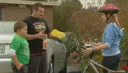 Callum Jones, Toadie Rebecchi, Sonya Mitchell in Neighbours Episode 5762