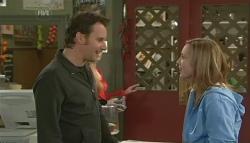 Lucas Fitzgerald, Sonya Mitchell in Neighbours Episode 5762