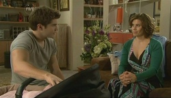 Declan Napier, Rebecca Napier in Neighbours Episode 5763