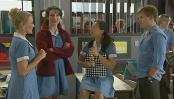 Donna Freedman, Kate Ramsay, Sunny Lee, Ringo Brown in Neighbours Episode 5763