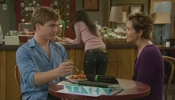 Ringo Brown, Susan Kennedy in Neighbours Episode 5763