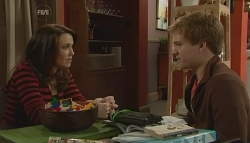 Libby Kennedy, Ringo Brown in Neighbours Episode 5766