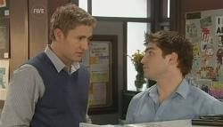 Dan Fitzgerald, Declan Napier in Neighbours Episode 5767