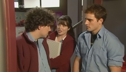Harry Ramsay, Kate Ramsay, Kyle Canning in Neighbours Episode 5767