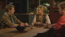 James Linden, Donna Freedman, Ringo Brown in Neighbours Episode 5767