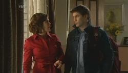 Rebecca Napier, Declan Napier in Neighbours Episode 5768