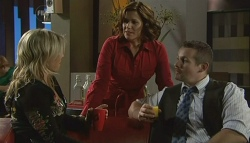 Steph Scully, Rebecca Napier, Toadie Rebecchi in Neighbours Episode 5768