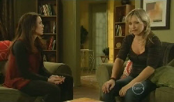 Libby Kennedy, Steph Scully in Neighbours Episode 5770