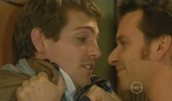 James Linden, Lucas Fitzgerald in Neighbours Episode 5770
